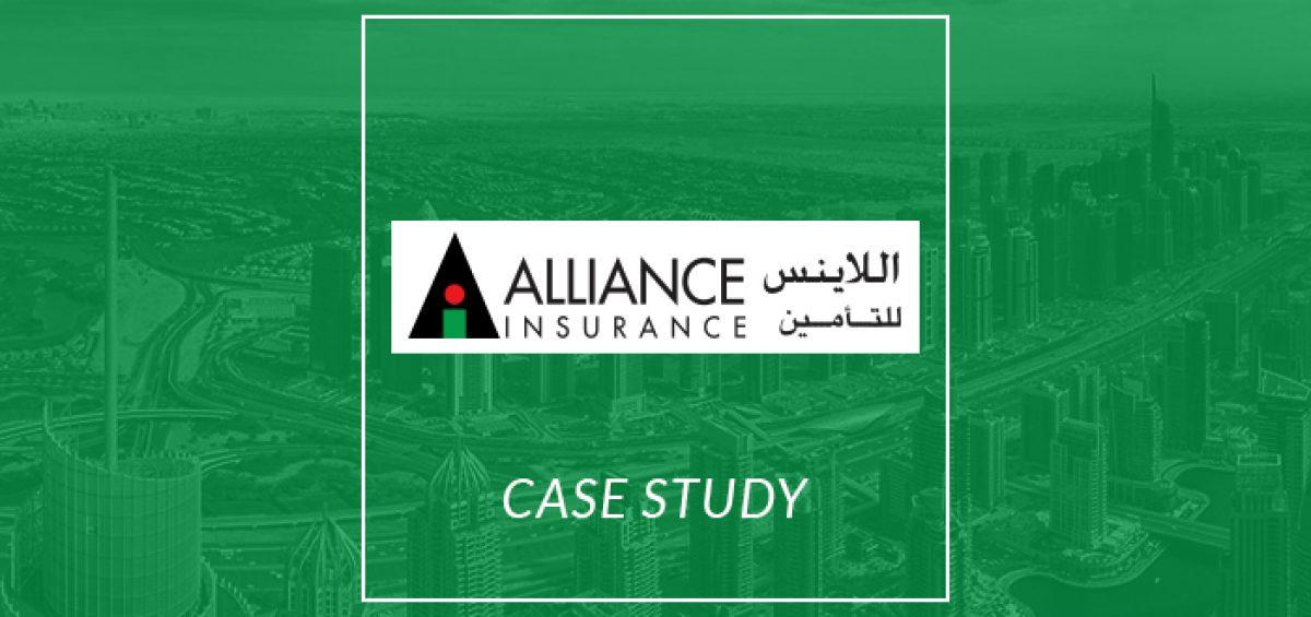 Alliance Insurance Contentverse