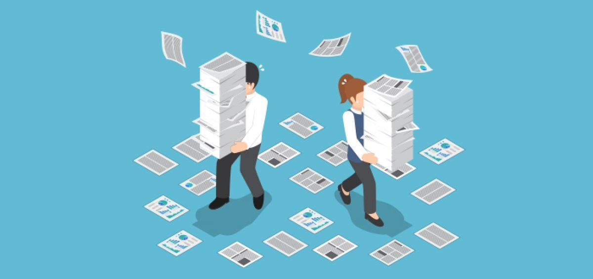 Data Mining and Managing Files in Government Institutions
