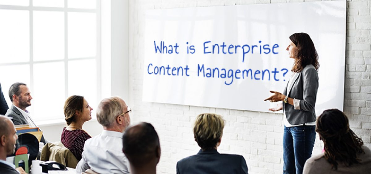 What is Enterprise Content Management: the Basics