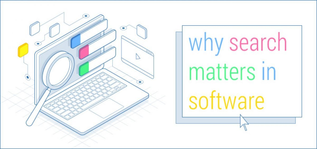 Why Search Matters in Software