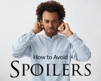 How to Avoid Game of Thrones Spoilers for the Series Finale (at work)