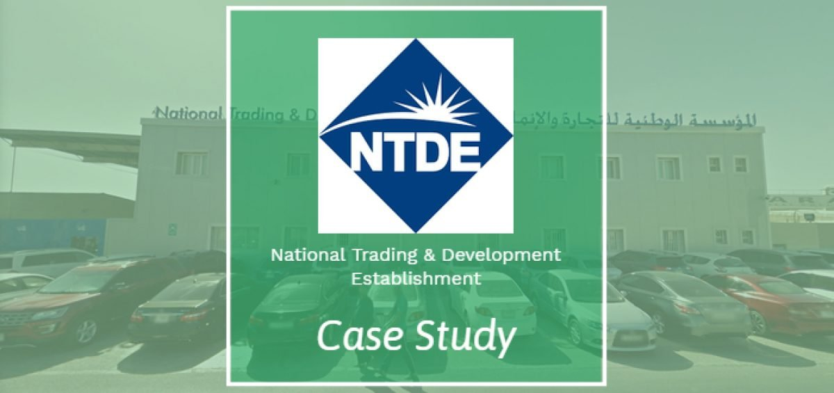 Contentverse Enables National Trading and Development Establishment (NTDE) to Increase Efficiency and Streamline Document Processes