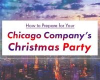 How to Prepare for Your Chicago Company's Christmas Party