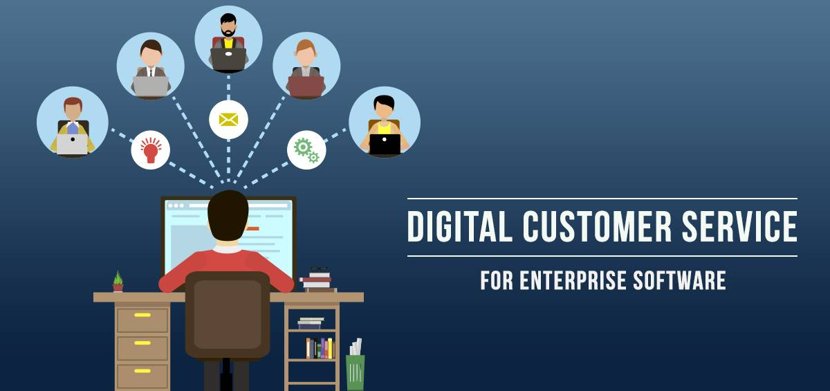 Digital Customer Service for Enterprise Software